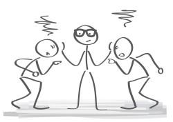 Aggression, angriff, angriffslustig, auseinander, auseinanderhalten, auseinandersetzung, Konfliktmanagement, dazwischen gehen, Nachbarschaftsstreit, Nachbarn, uneinigkeit, feinde, freisteller, gegner, gerechtigkeit, gesetz, gesetzbuch, gewalt, gewalttätig, helfen, kampf, Scheidung, männchen, konkurrent, Mediation , Mediator, konkurrenzkampf, kämpfen, meinungsverschiedenheit, recht, regeln, richten, schiedsrichter, schlichten, Schlichtungsstelle, streit, streiten, Schlichter, streitschlichter, Deeskalation, wettkampf, Schiedsamt