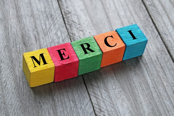 L'importance du MERCI dans nos relations.